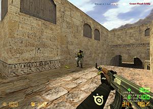 Как научиться стрелять в голову в CS 1.6